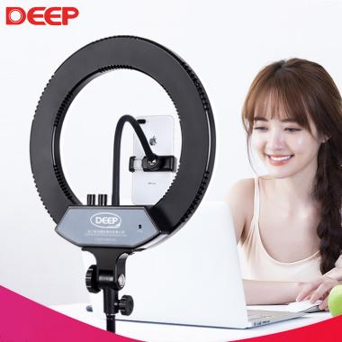 Кольцевая лампа для фото Deep Ring Lamp LED 34cm/36W