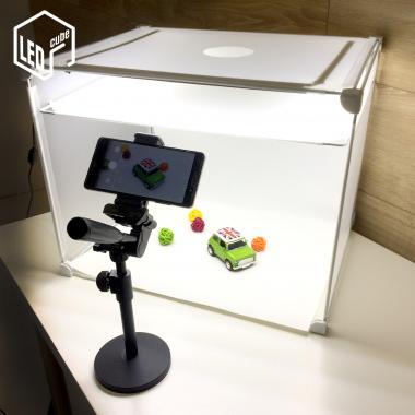 Настольный штатив для телефона/смартфона Ledcube Simple Table Mount